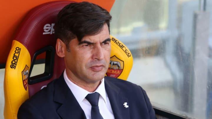 Paulo Fonseca Roma Flamengo Rogério Ceni