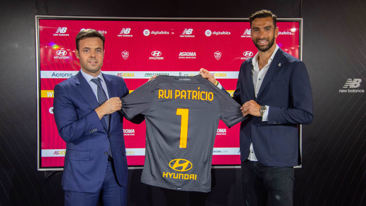 Transfer news: Wolves' Rui Patricio signs for Roma