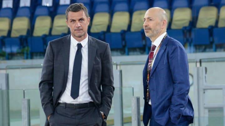 Ivan Gazidis, Paolo Maldini