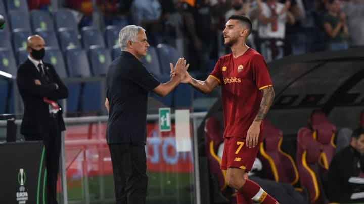 Jose Mourinho, Lorenzo Pellegrini