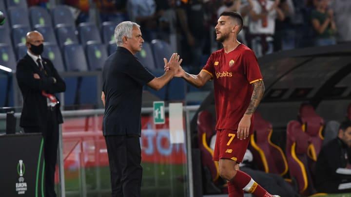 Die Roma gastiert bei Hellas Verona