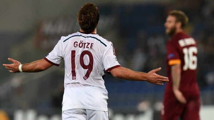 Mario Götze spielte von 2013 bis 2016 für den FC Bayern