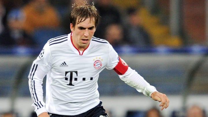 Philipp Lahm se mantuvo fiel al Bayern