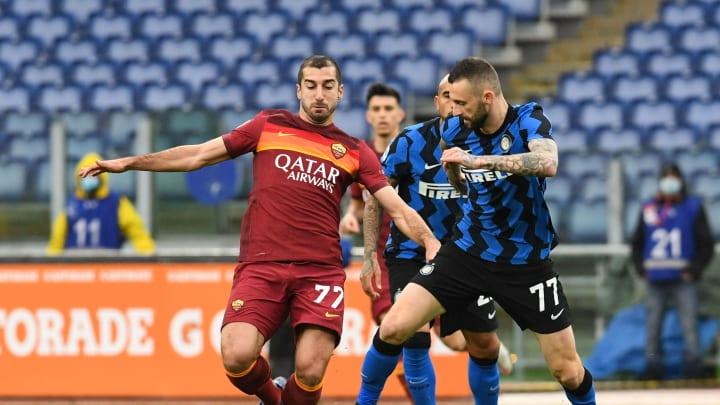 Inter empfängt Roma