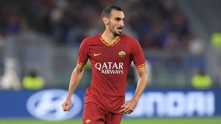Davide Zappacosta is out on loan with Roma