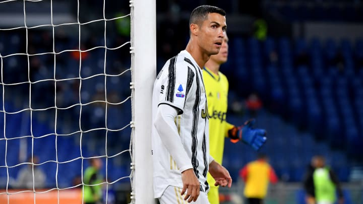 Ronaldo has voiced his frustration at not being involved for Juventus against Barcelona