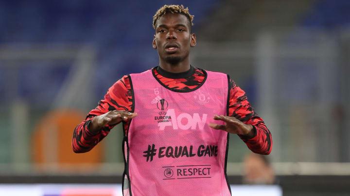 Man Utd want to keep Paul Pogba around