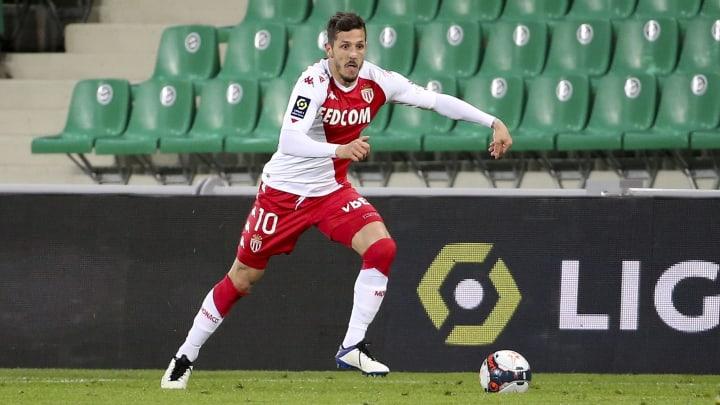 Stevan Jovetic stürmte zuletzt für AS Monaco
