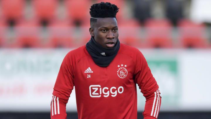 Arsenal are keen on Andre Onana