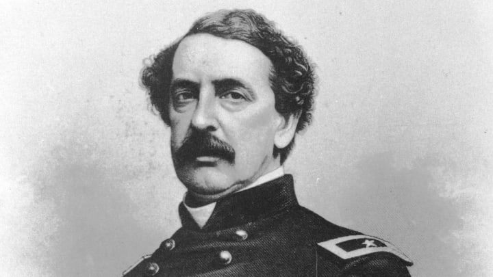 Abner Doubleday, who did not invent baseball.