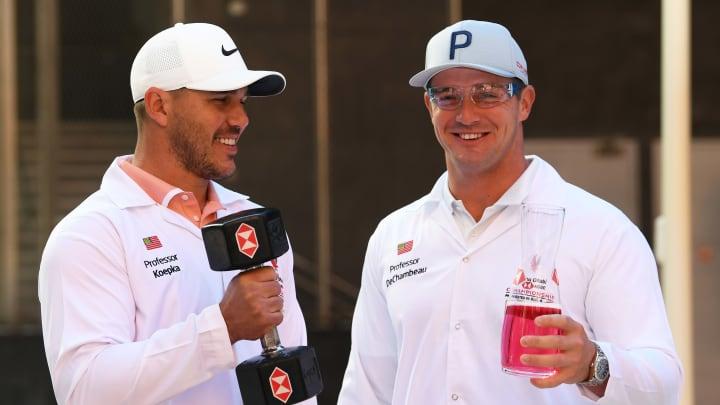 Abu Dhabi HSBC Championship - Previews