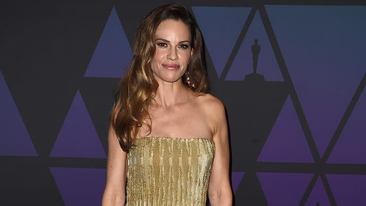 'Away' star Hilary Swank