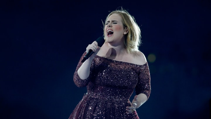 Adele Live 2017 - Auckland