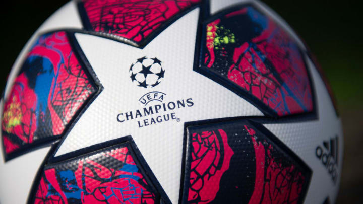 Adidas 'Istanbul 20' UEFA Champions League Replica Football