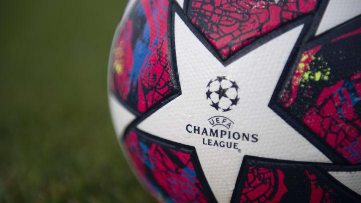 Adidas 'Istanbul 20' UEFA Champions League replica ball
