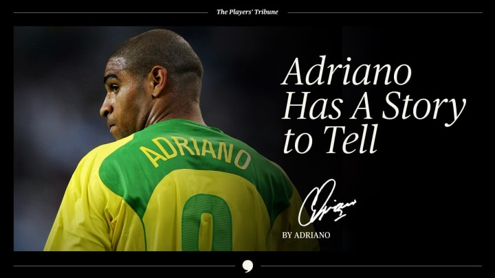 Adriano Has A Story to Tell | By Adriano