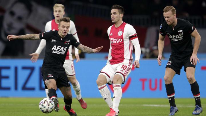 Macht Ajax Amsterdam am Sonntagnachmittag gegen Alkmaar die Meisterschaft perfekt?