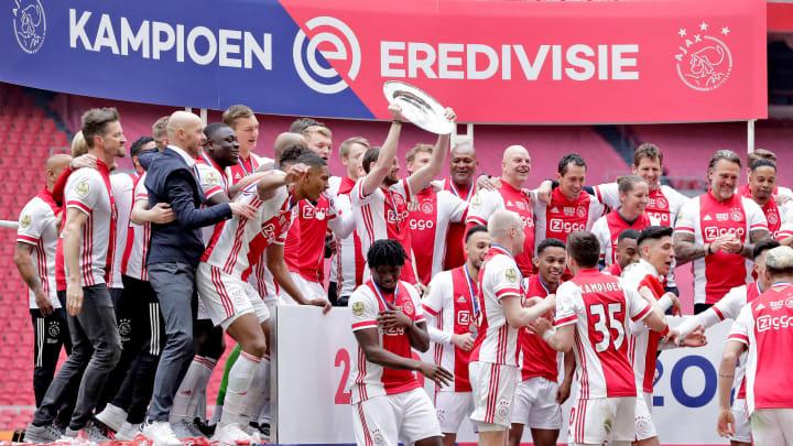 El Ajax acaba de ganar su 27ª Eredivisie