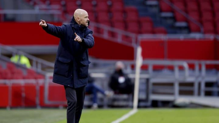 Erik ten Hag bleibt Ajax treu!
