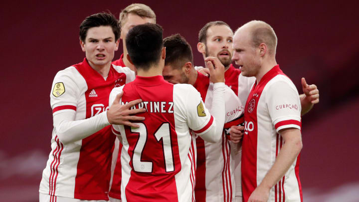 Ajax are on the hunt for European glory