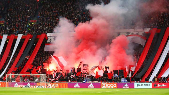 Ajax vs Feyenoord is one of the biggest games in Holland