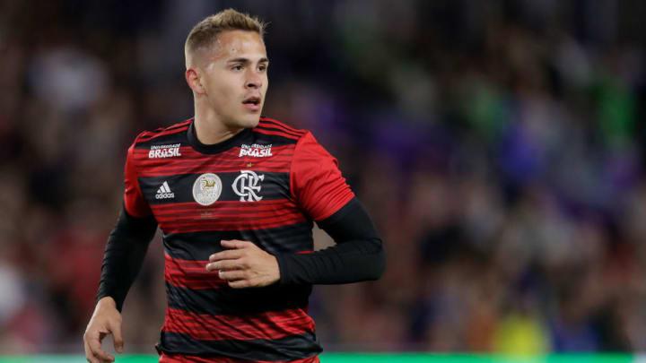 Piris Da Motta Flamengo Libertadores Estrangeiros