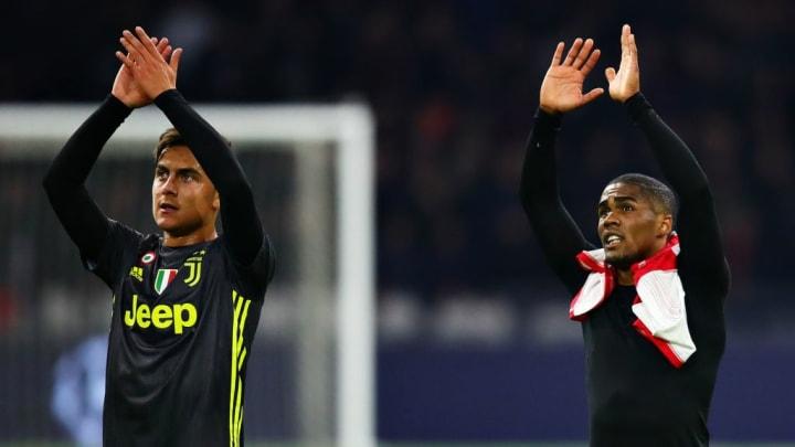 Juventus were upstaged by Ajax last season in Europe