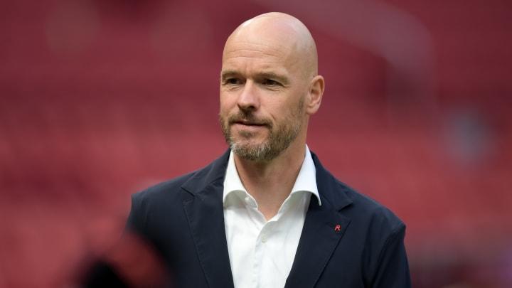 Spurs are ready to pursue Ajax boss Erik ten Hag