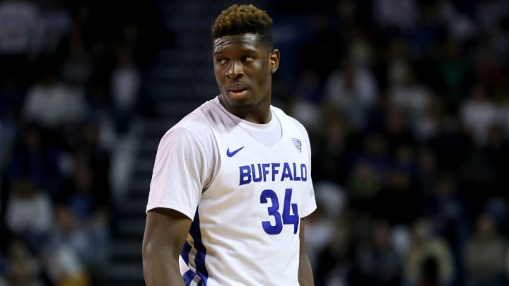Akron vs Buffalo prediction and pick for college basketball game tonight.