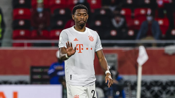 David Alaba hasn't had much serious interest from the Premier League