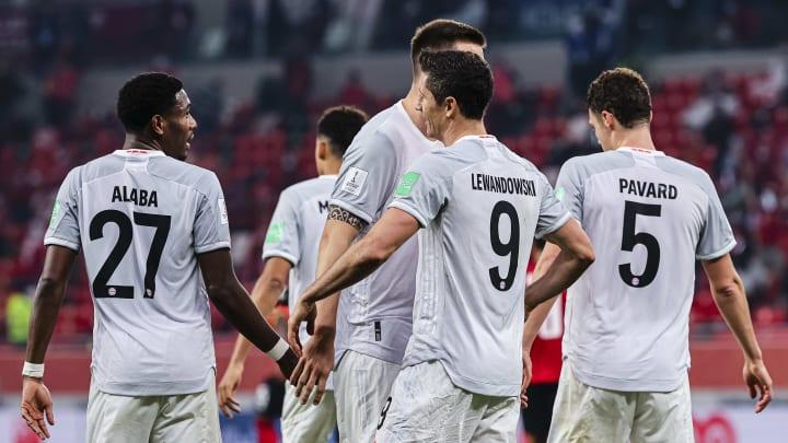 Bayern face Tigres in Qatar