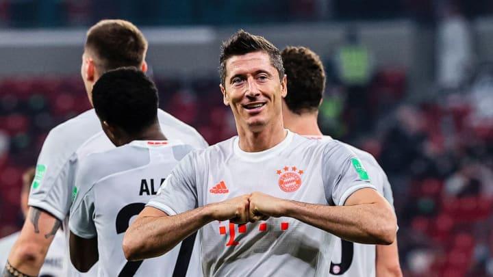 Lewandowski es ya una leyenda del Bayern Munich