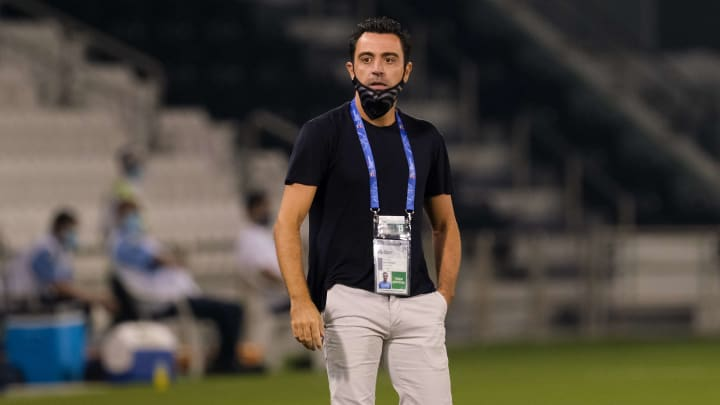 Legendary Barcelona midfielder Xavi has confirmed that he is open to returning to the Nou Camp as manager