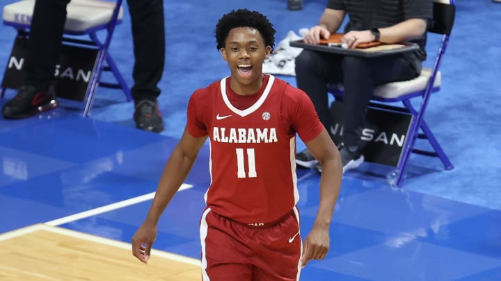Joshua Primo - Alabama v Kentucky