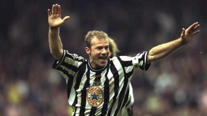 Alan Shearer, Newcastle, Premier League