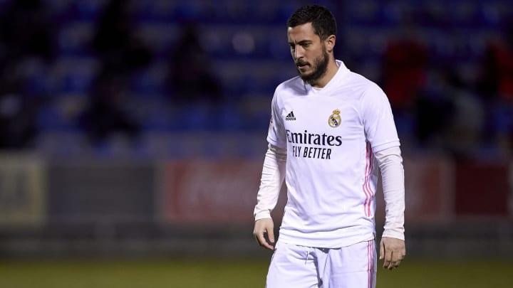 Le désarroi d'Eden Hazard après la désillusion en Copa del Rey.
