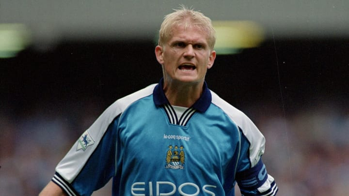 Alf Inge Haaland a évolué sous les couleurs des Skyblues entre 2000 et 2003