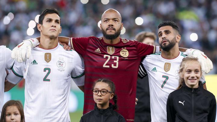 L'équipe d'Algérie s'impose définitivement comme la meilleure équipe du continent africain.