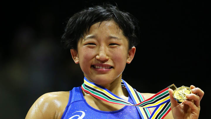 Japan's Yui Susaki is favored in the women's 50kg wrestling gold medal odds at the 2021 Tokyo Olympics on FanDuel Sportsbook.