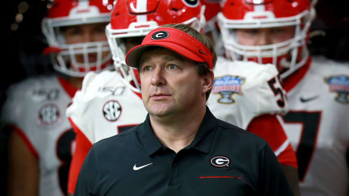 Kirby Smart's Complaints About Recruiting Rules During COVID-19 Pandemic Are Spot on But Ring Hollow