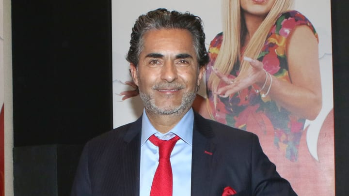 Raúl Araiza está en pareja con una actriz colombiana
