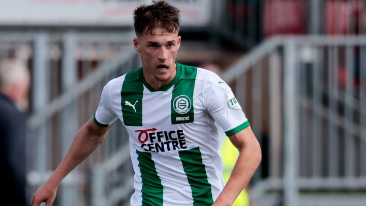 Ajdin Hrustic will den FC Groningen verlassen und zu Eintracht Frankfurt wechseln