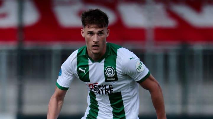 Ajdin Hrustic beim FC Groningen