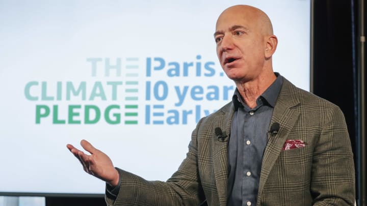 Jeff Bezos chose an unexpected name for Seattle's arena.