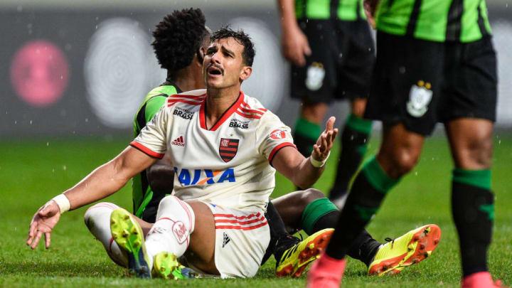 Flamengo Henrique Dourado