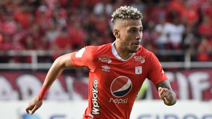 Duván Vergara fue anunciado como nuevo jugador de Rayados