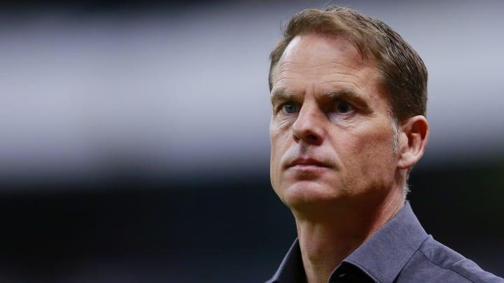 El ex futbolista neerlandés es el actual entrenador del Atlanta United FC