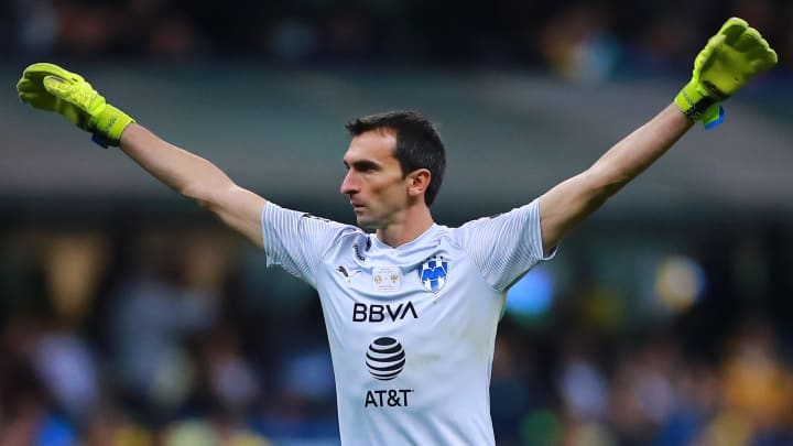 El arquero argentino Marcelo Barovero retornó a la Liga MX tras un breve paso por la segunda divisón de España.