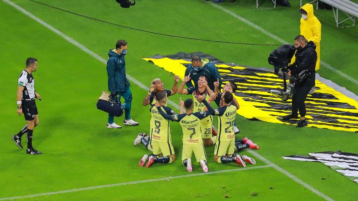 El América le dedica un gol a Zizinho Dos Santos