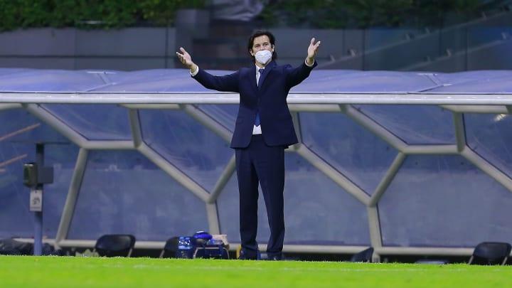 El entrenador de las Águilas tendrá su primera pretemporada con el equipo azulcrema